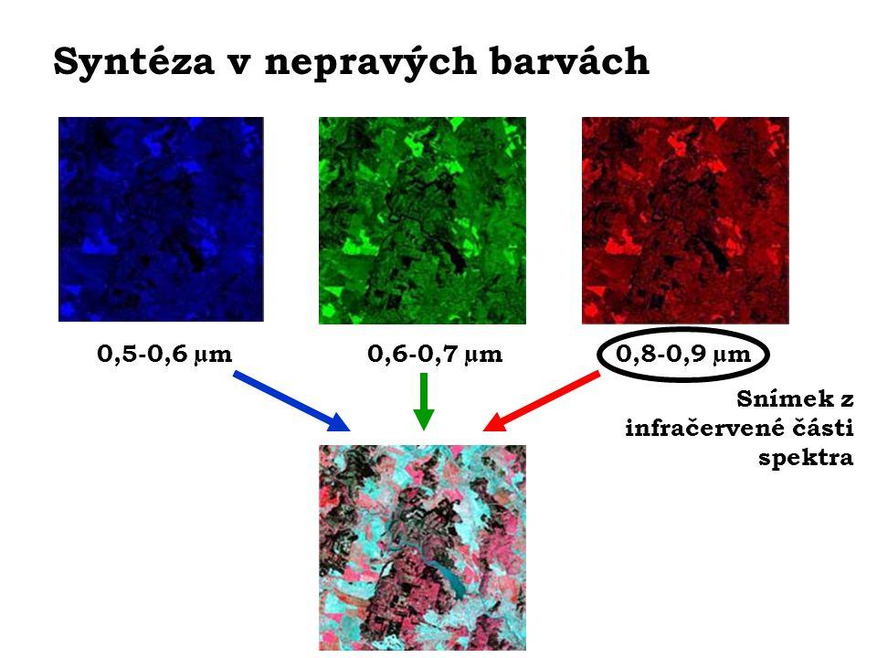 Syntéza v nepravých barvách