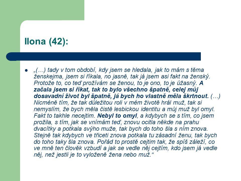 Ilona (42):