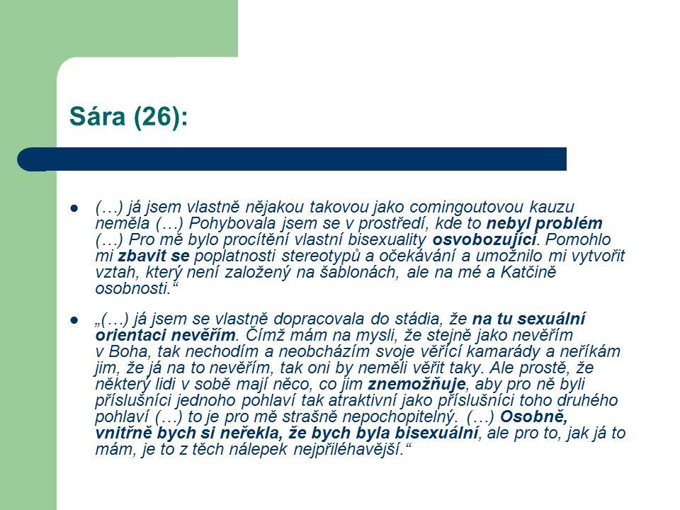 Sára (26):