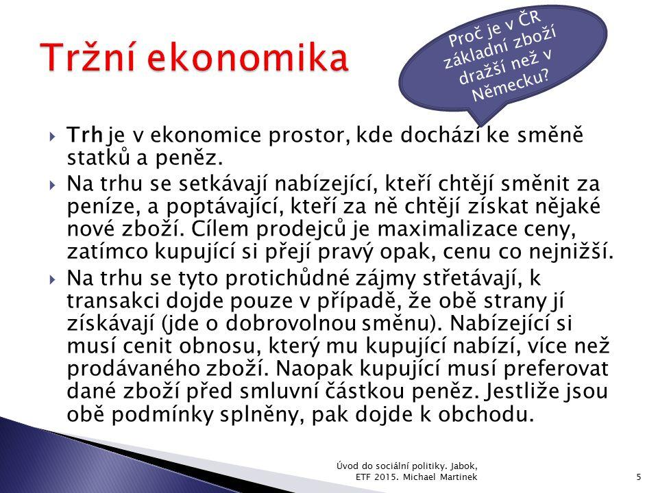 Proč je v ČR základní zboží dražší než v Německu