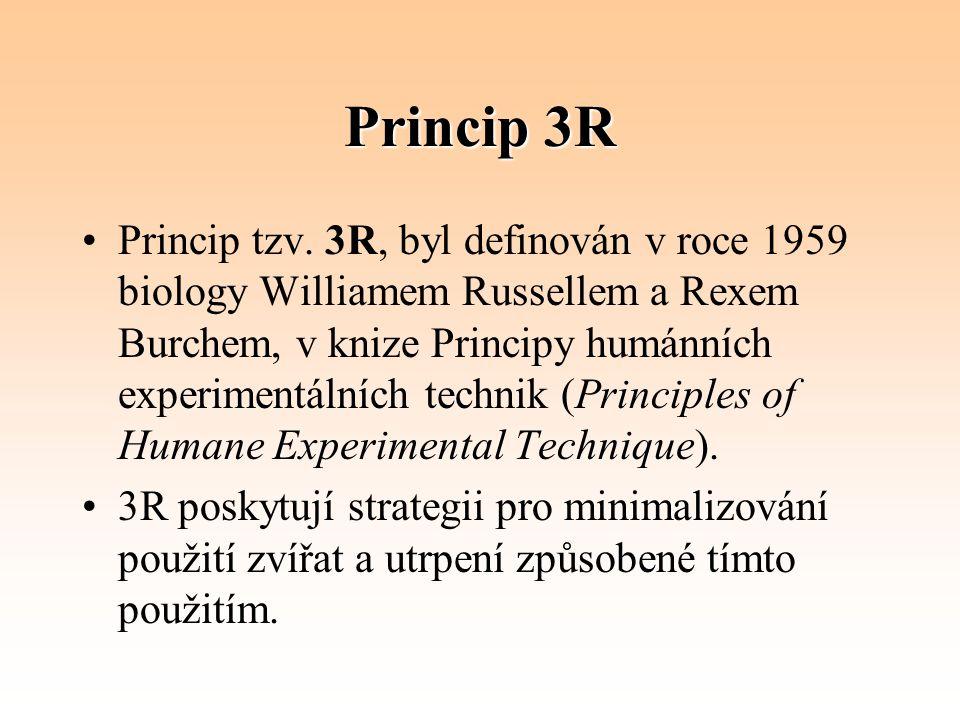 Princip 3R