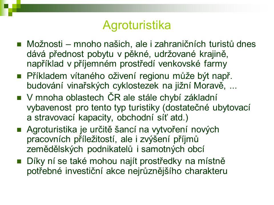 Agroturistika