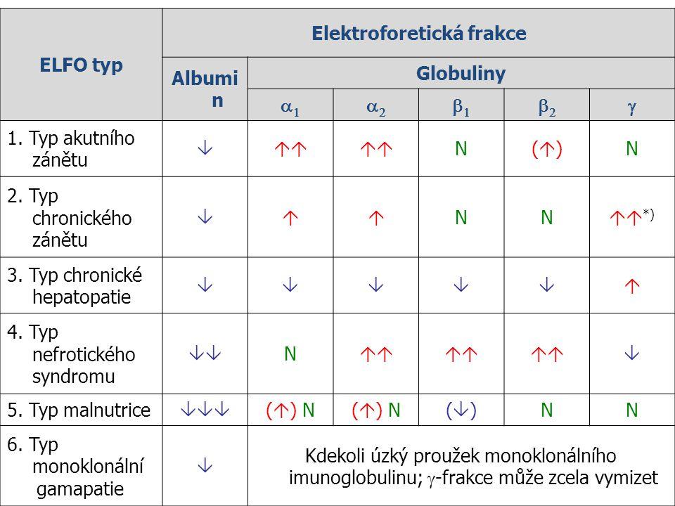 Elektroforetická frakce