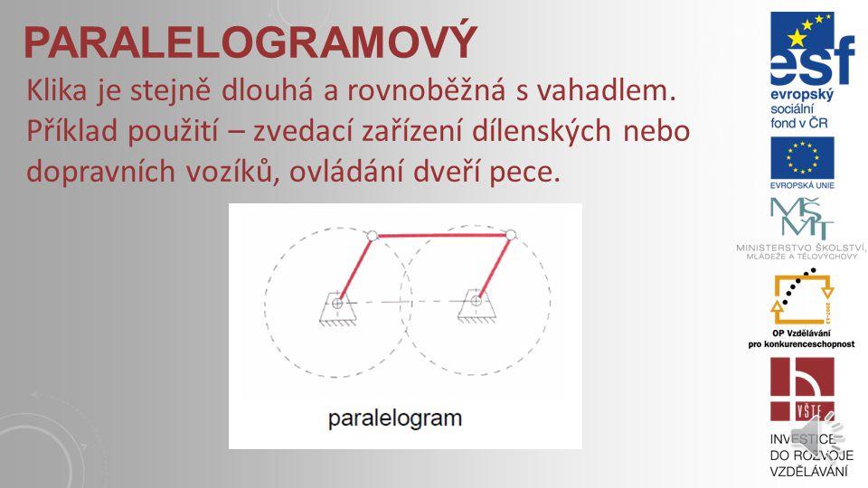 Paralelogramový