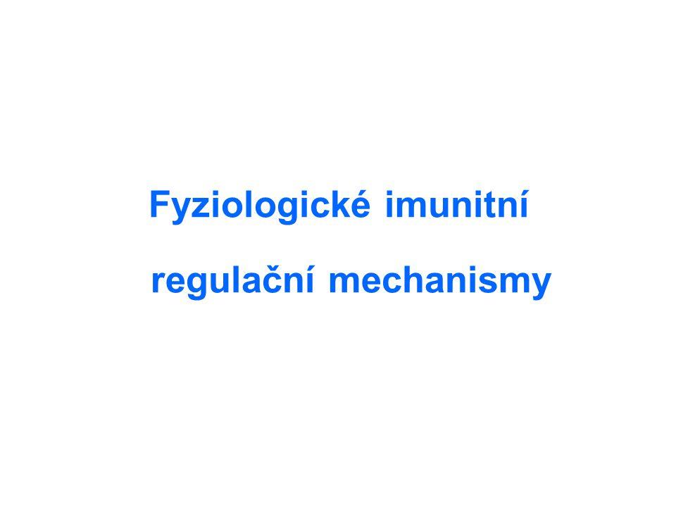 Fyziologické imunitní