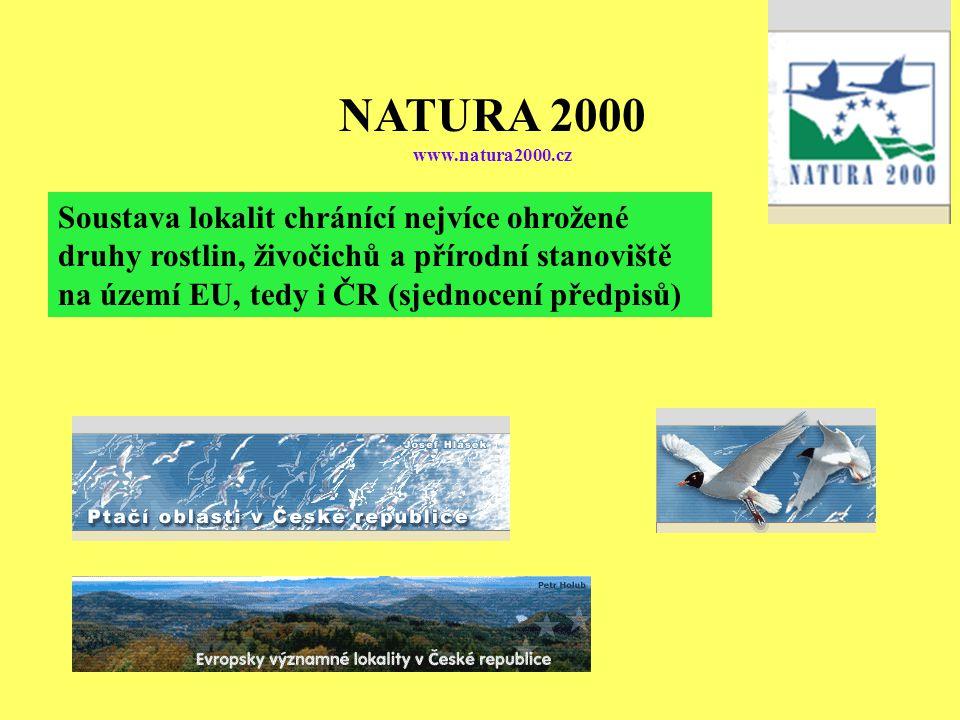 NATURA 2000 www.natura2000.cz