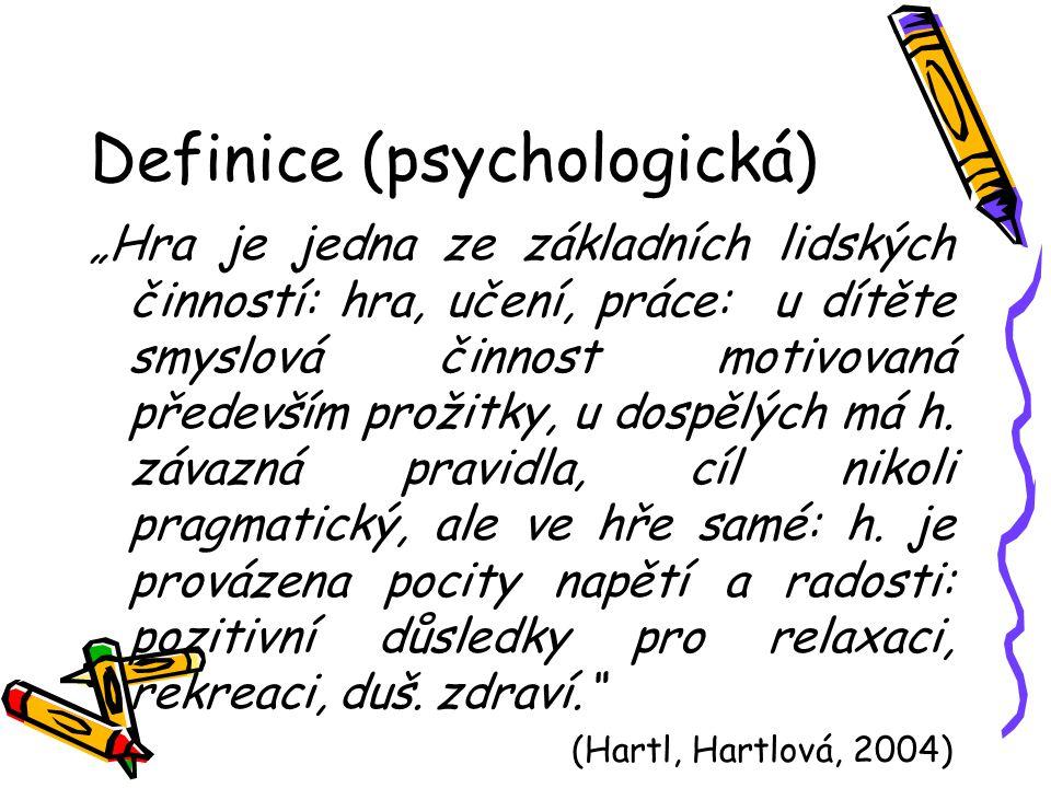 Definice (psychologická)