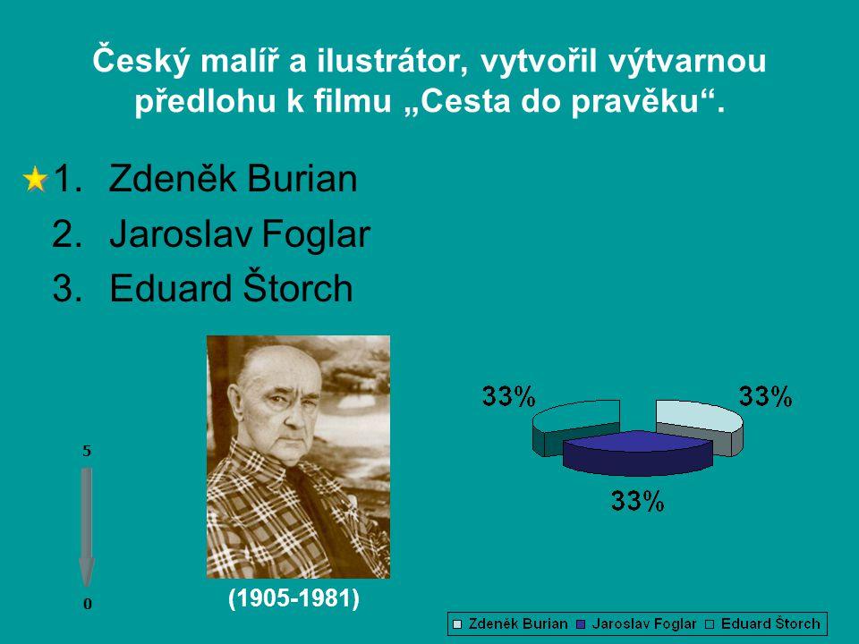 Zdeněk Burian Jaroslav Foglar Eduard Štorch