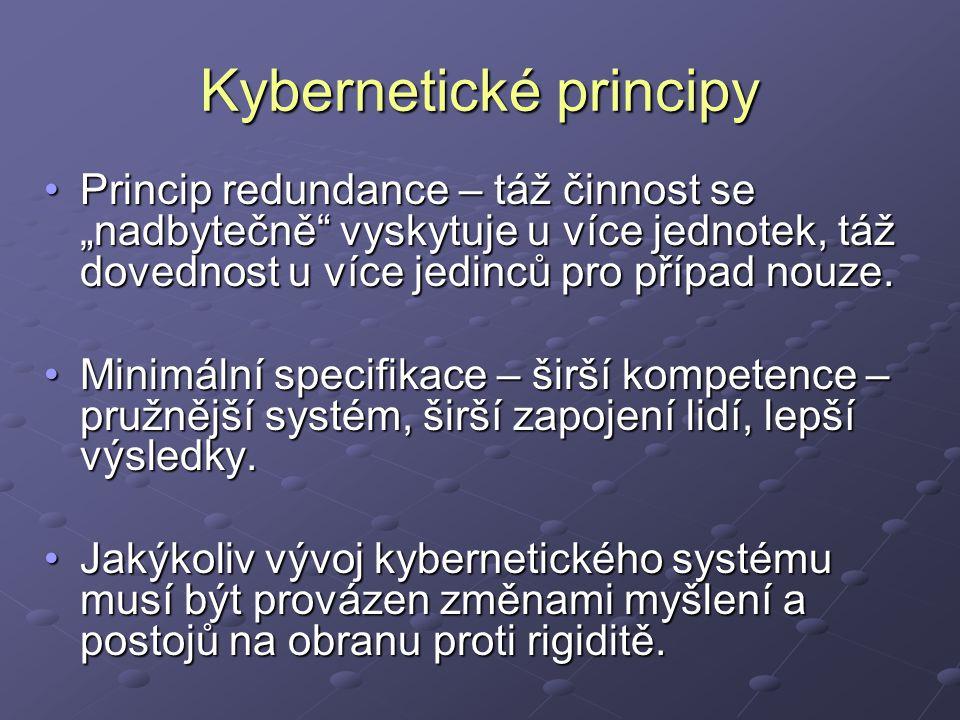Kybernetické principy