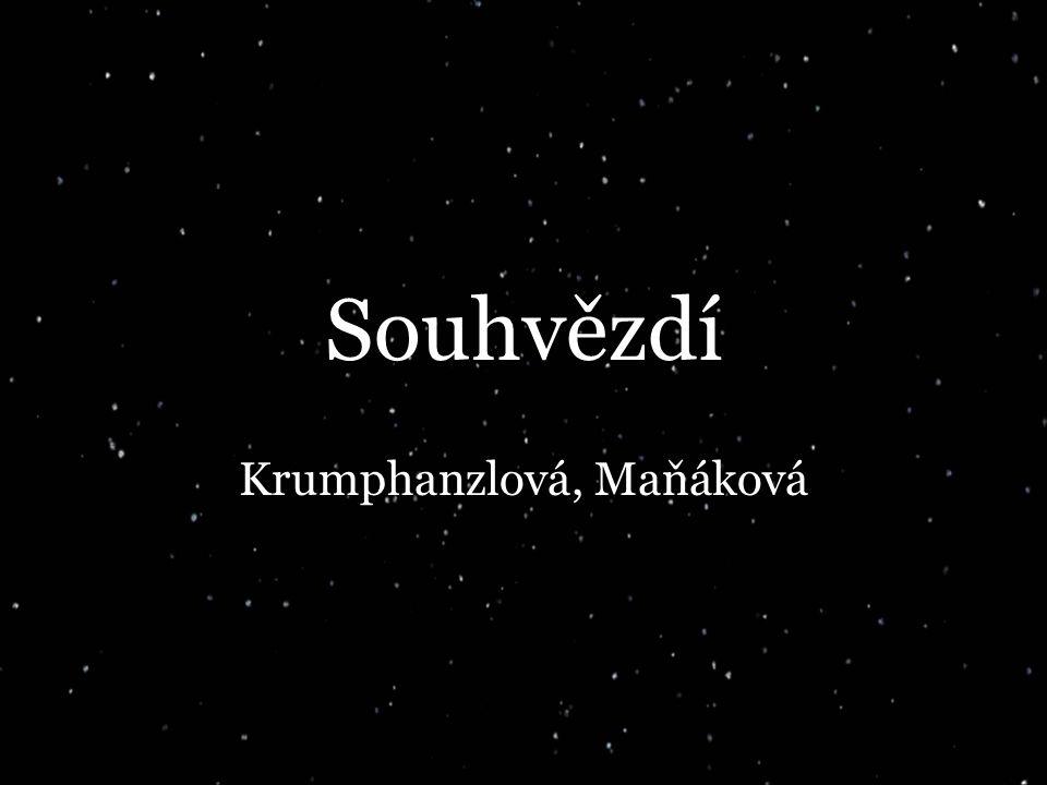 Krumphanzlová, Maňáková
