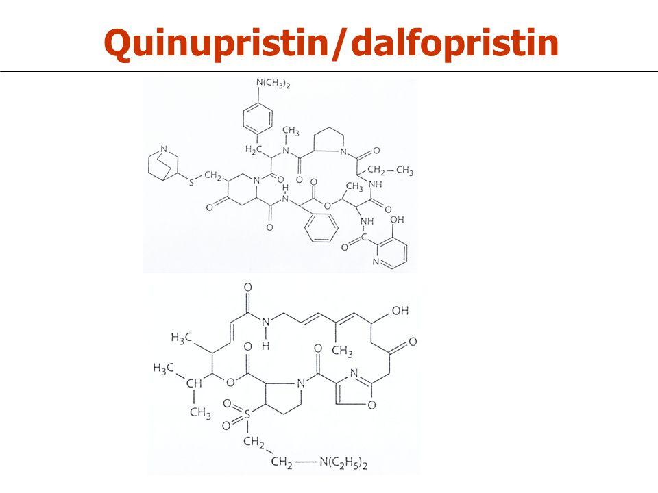 Quinupristin/dalfopristin