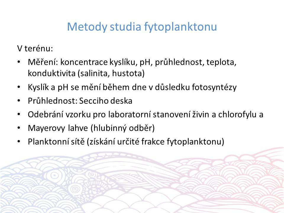 Metody studia fytoplanktonu