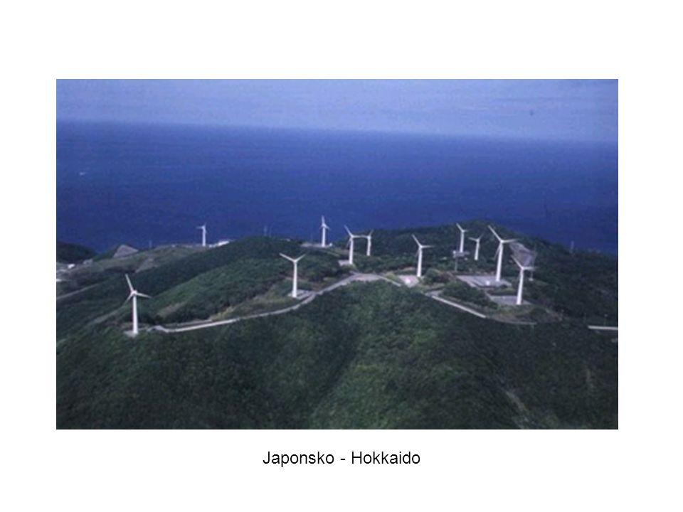 Japonsko - Hokkaido