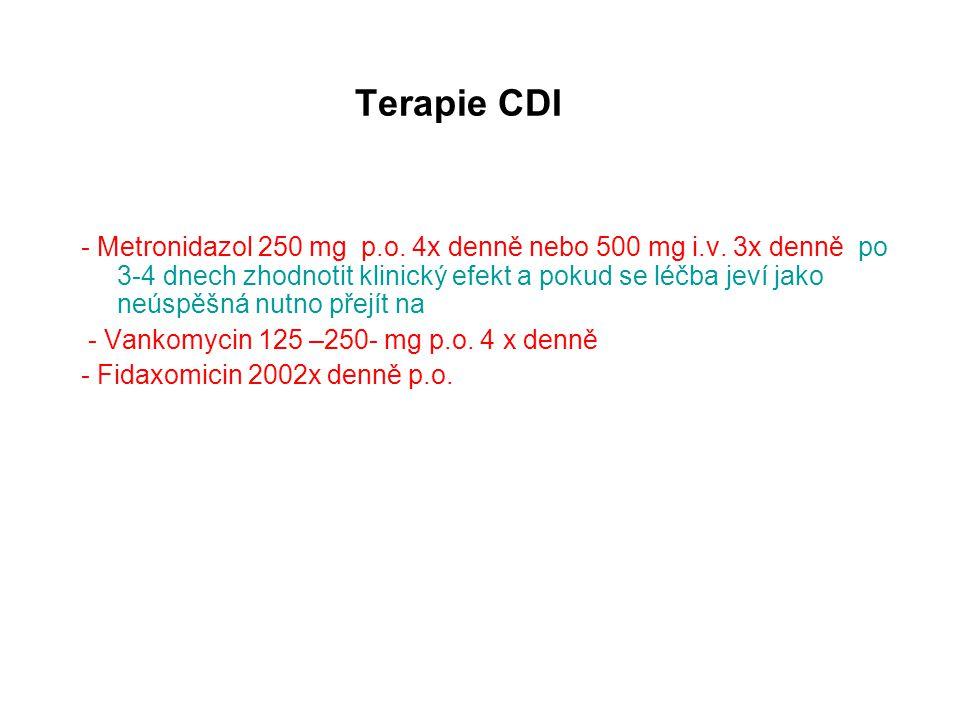 Terapie CDI
