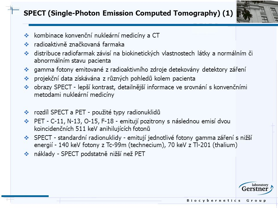 SPECT (Single-Photon Emission Computed Tomography) (1)