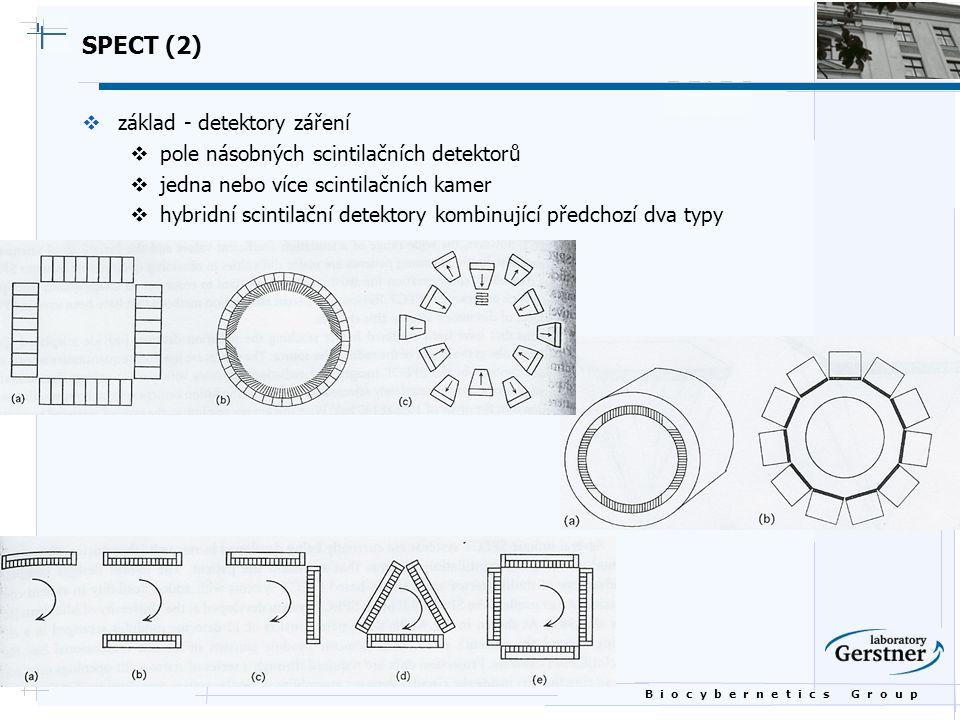 SPECT (2) základ - detektory záření