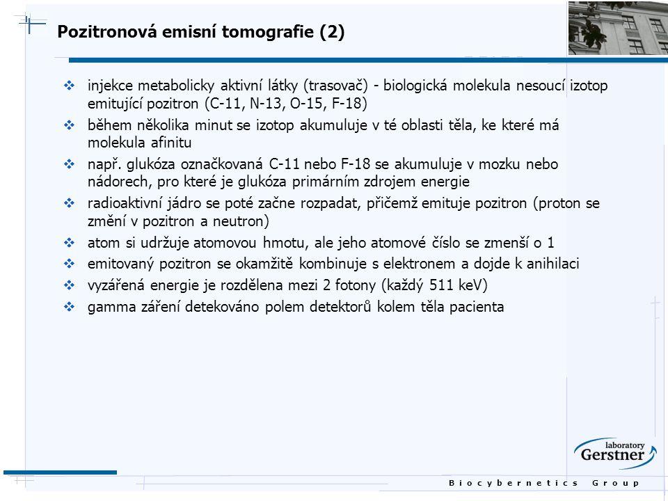 Pozitronová emisní tomografie (2)