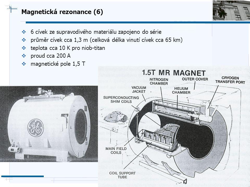 Magnetická rezonance (6)