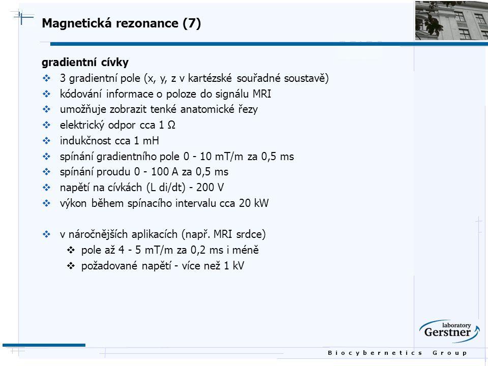 Magnetická rezonance (7)