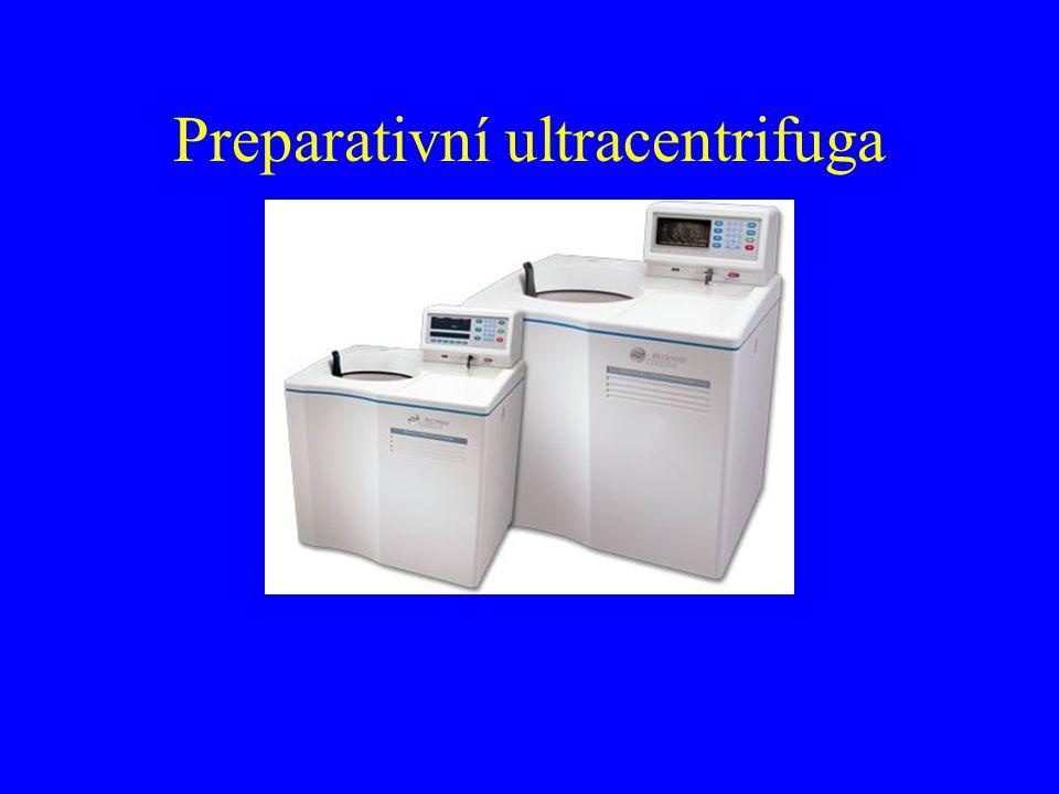 Preparativní ultracentrifuga