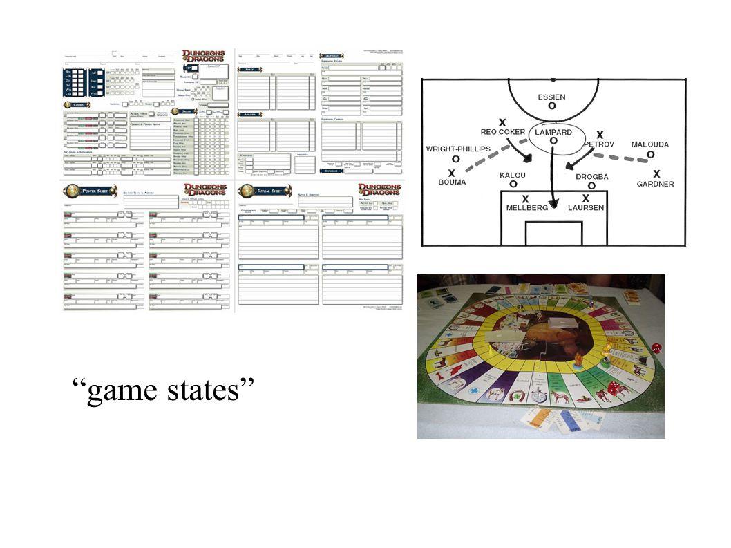 game states