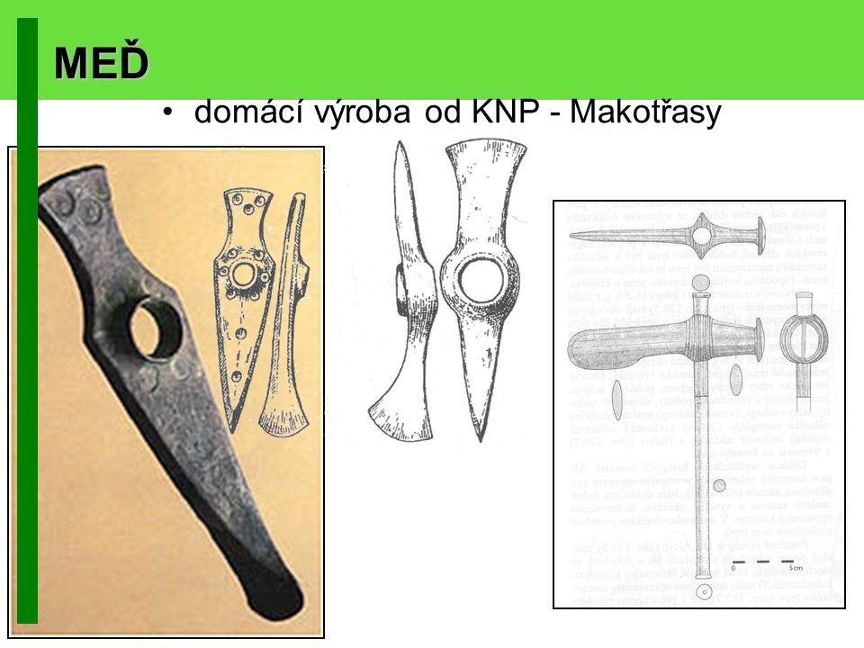 MEĎ domácí výroba od KNP - Makotřasy