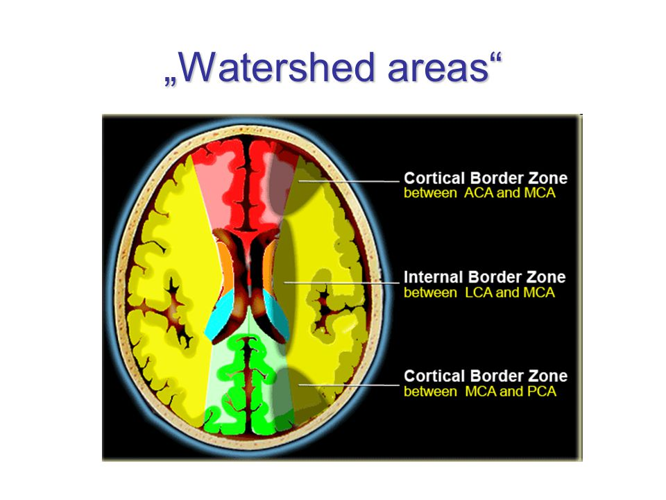 """Watershed areas"
