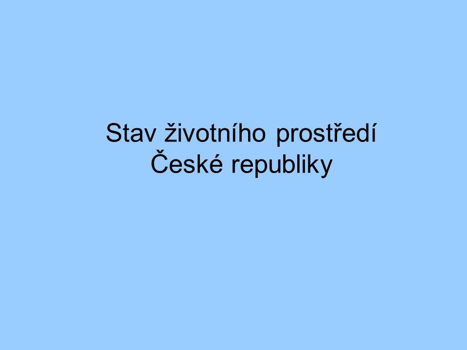 Stav životního prostředí České republiky