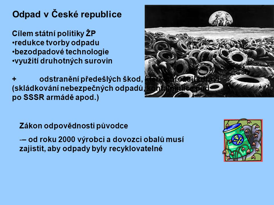 Odpad v České republice