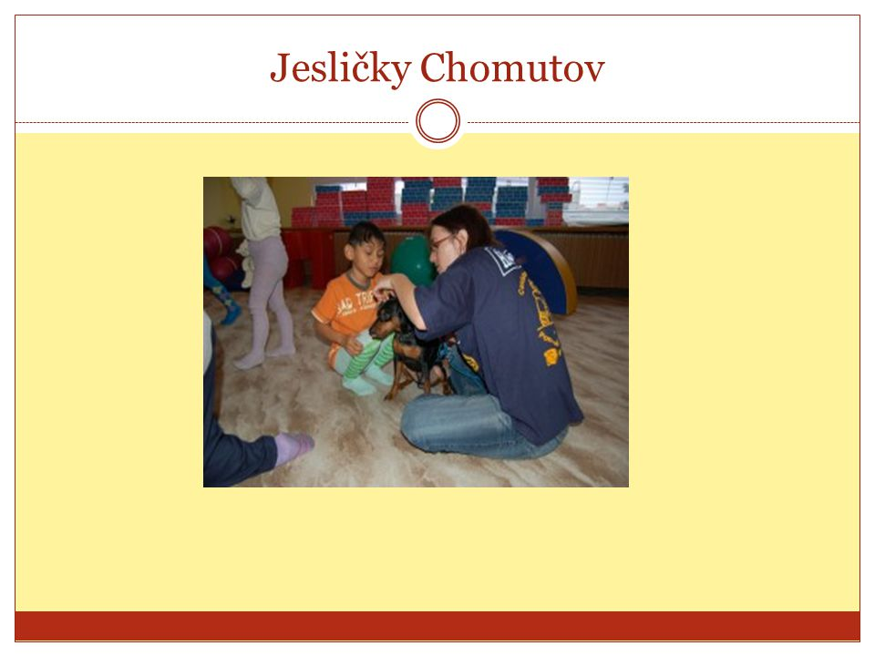 Jesličky Chomutov