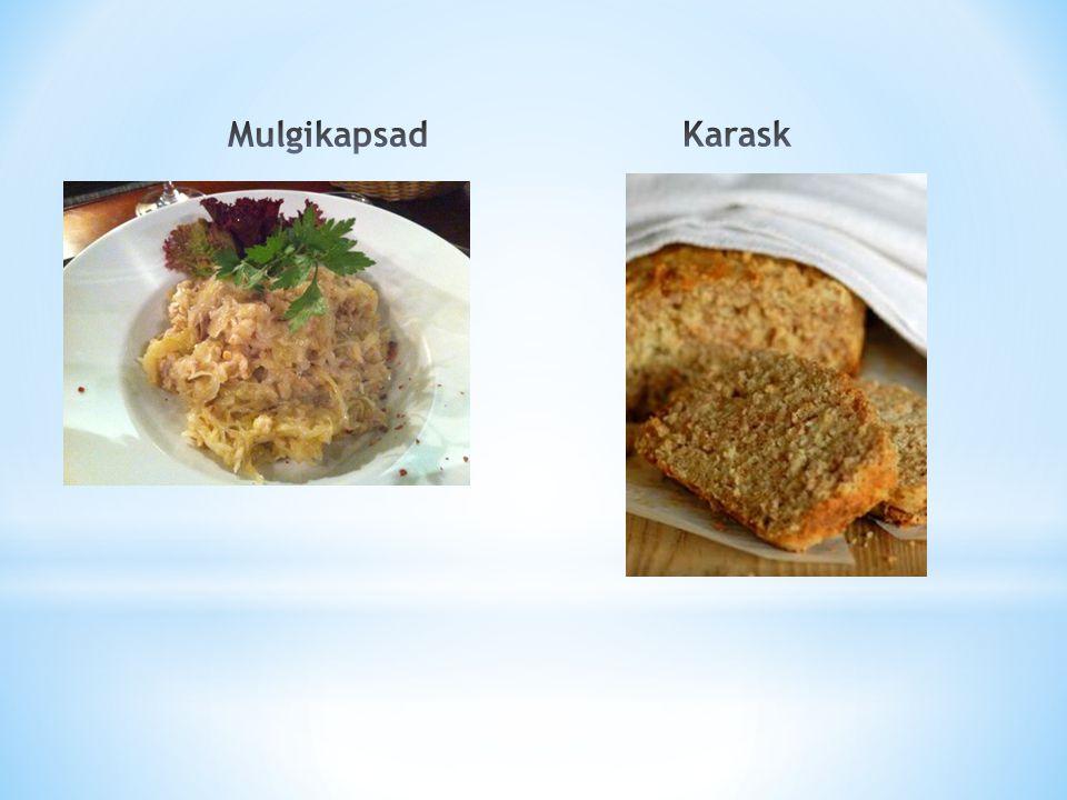Mulgikapsad Karask