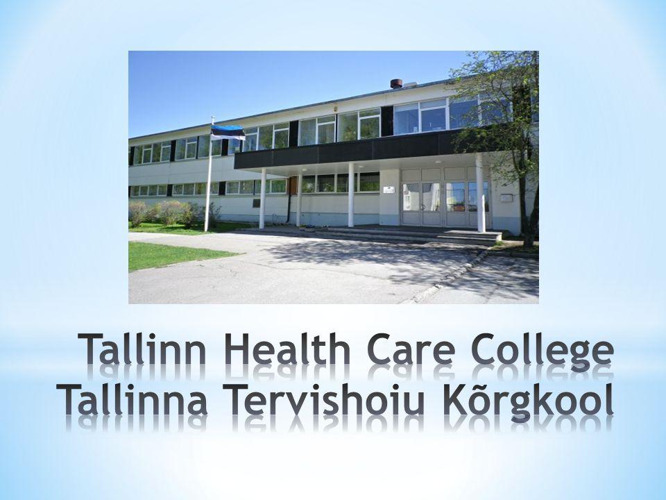 Tallinn Health Care College Tallinna Tervishoiu Kõrgkool