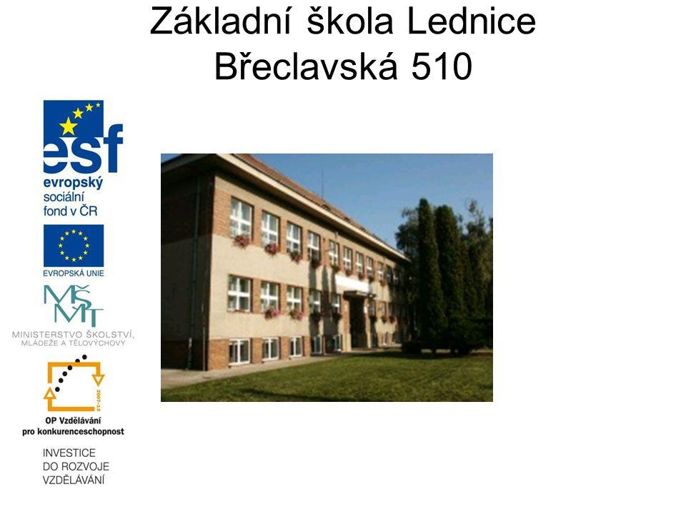 Základní škola Lednice Břeclavská 510