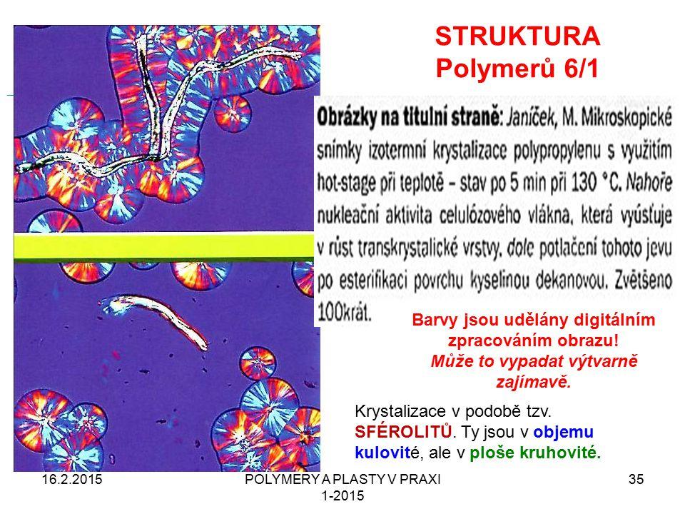 STRUKTURA Polymerů 6/1 From Wikipedia, the free encyclopedia