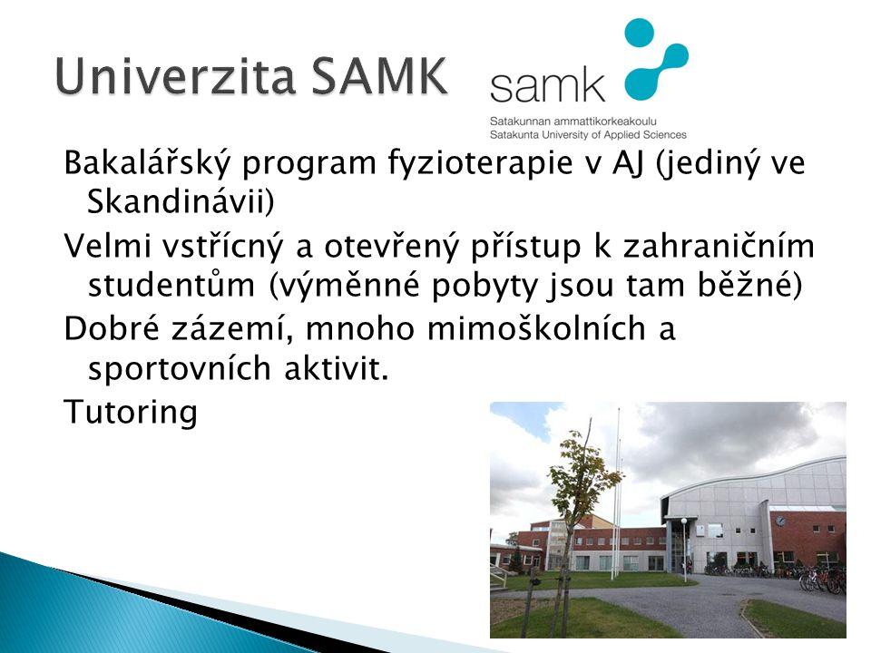 Univerzita SAMK