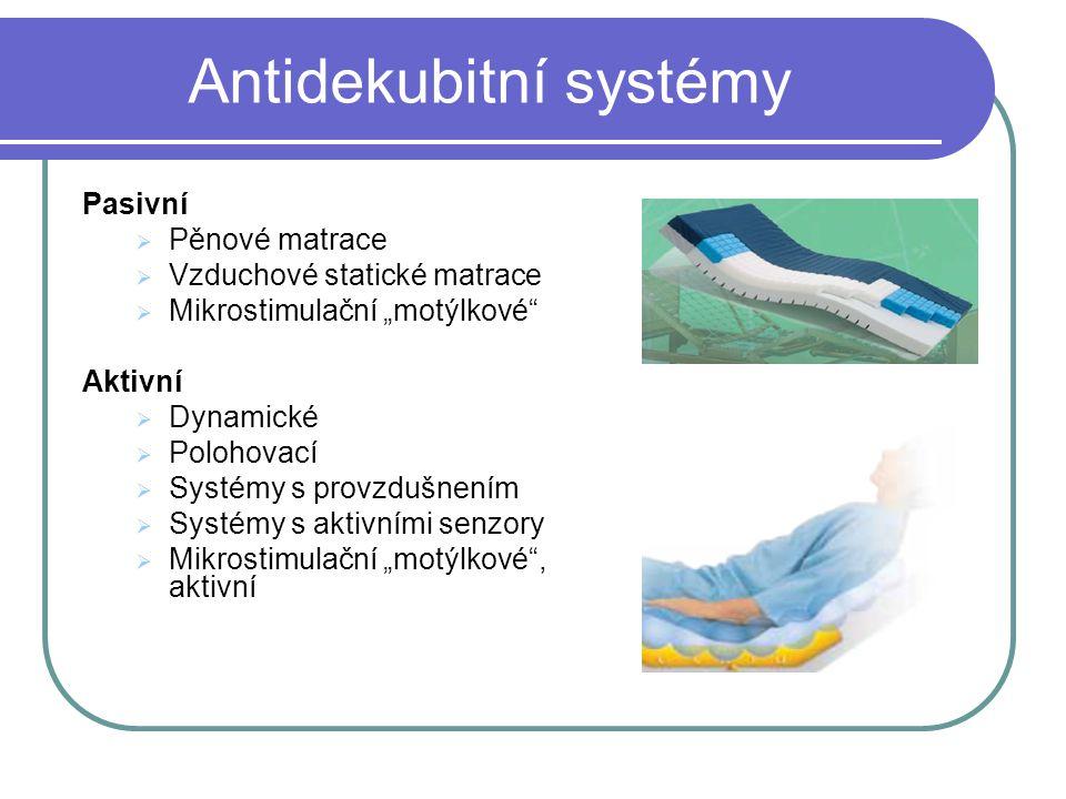 Antidekubitní systémy