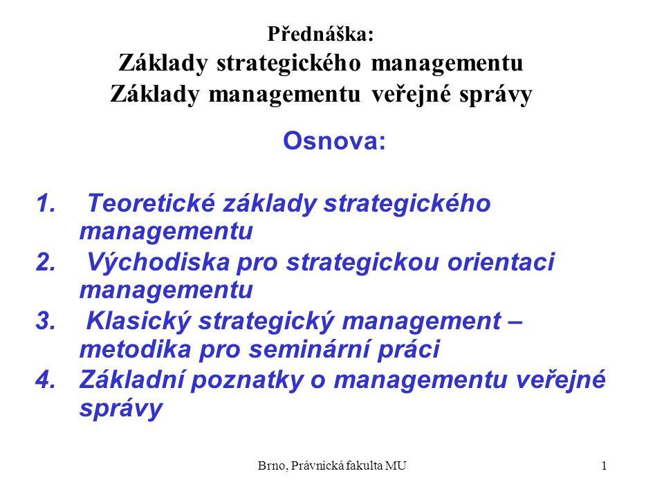 Brno, Právnická fakulta MU