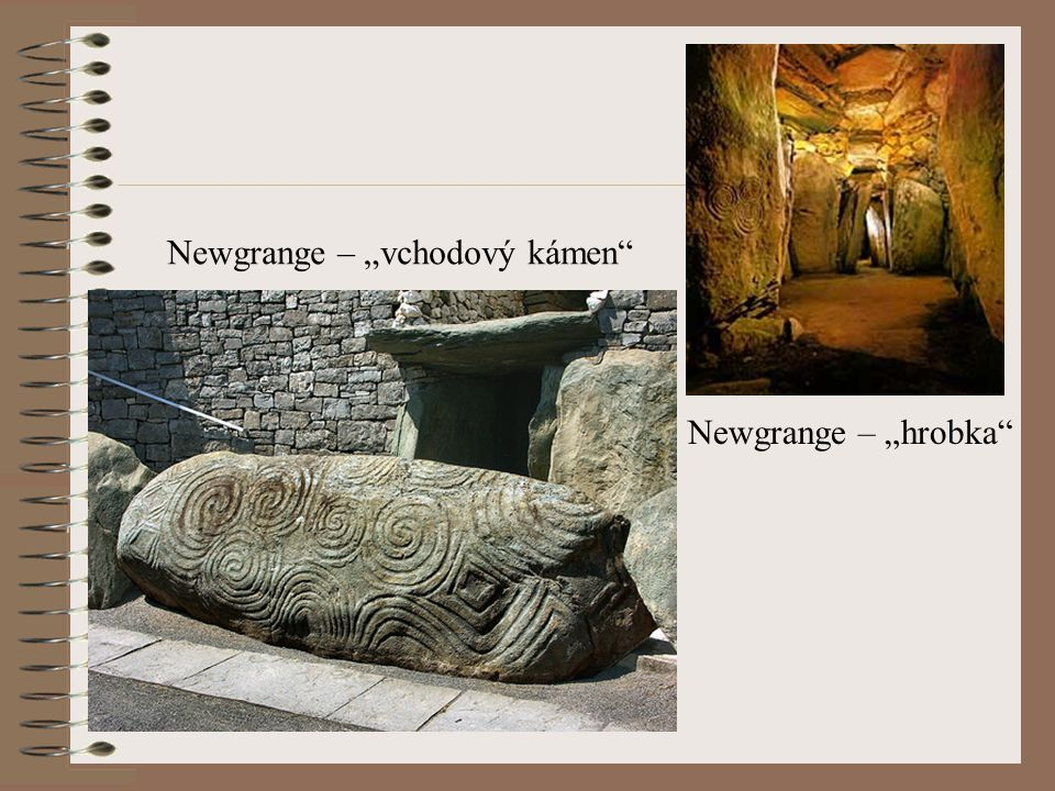 """Newgrange – """"vchodový kámen"""