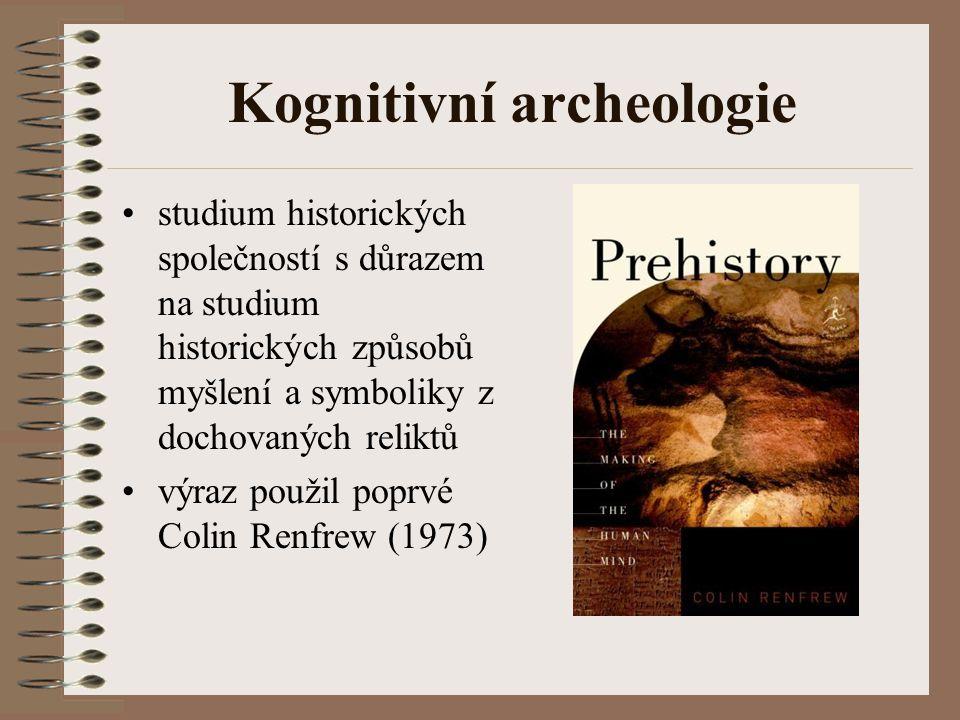 Kognitivní archeologie