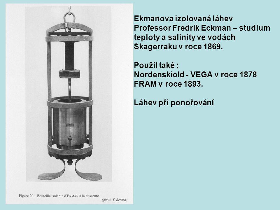 Ekmanova izolovaná láhev