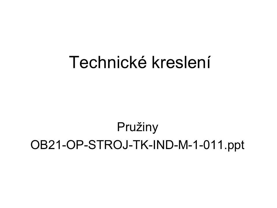 Pružiny OB21-OP-STROJ-TK-IND-M-1-011.ppt