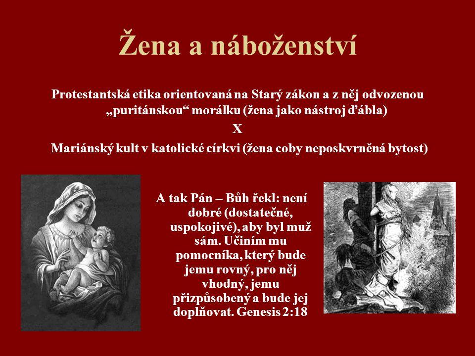 Žena a náboženství