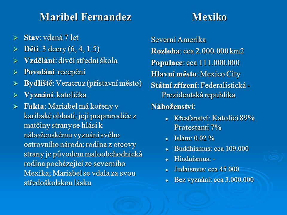 Maribel Fernandez Mexiko