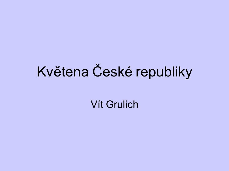 Květena České republiky