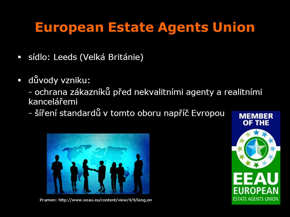 European Estate Agents Union