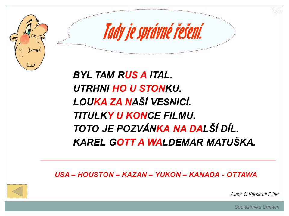 USA – HOUSTON – KAZAN – YUKON – KANADA - OTTAWA
