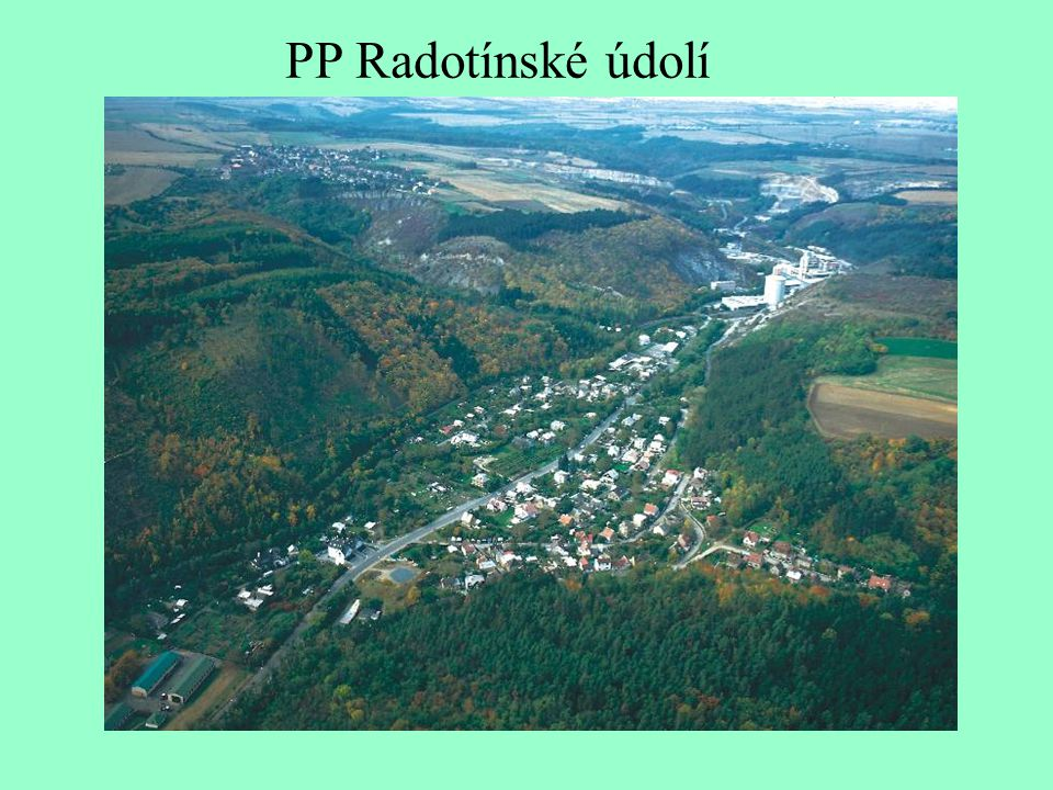 PP Radotínské údolí