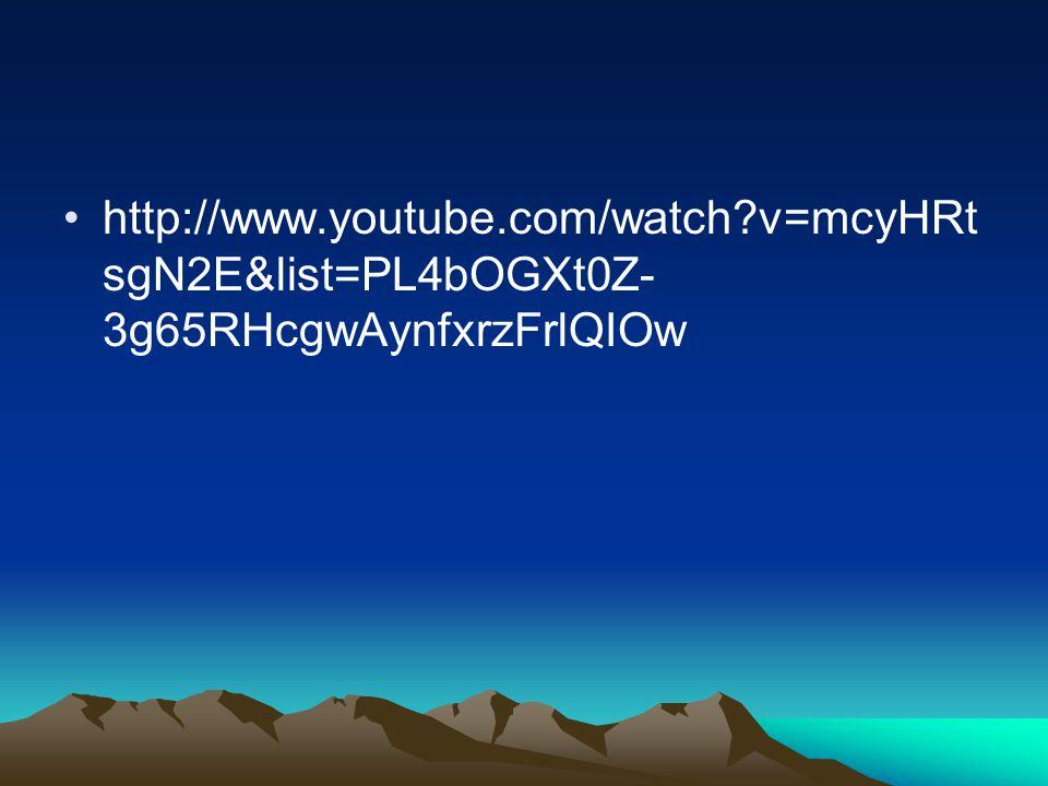 http://www. youtube. com/watch
