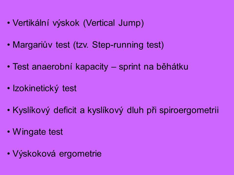 Vertikální výskok (Vertical Jump)