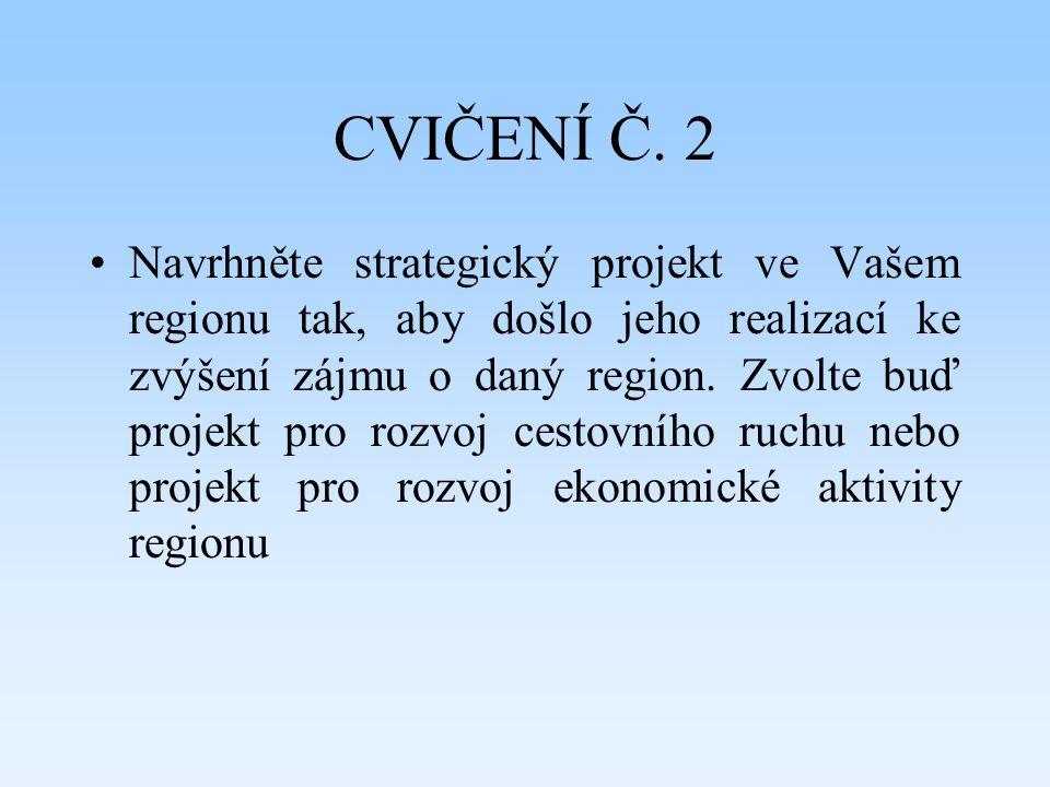 CVIČENÍ Č. 2